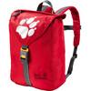 Jack Wolfskin Murmel Daypack Kids ruby red